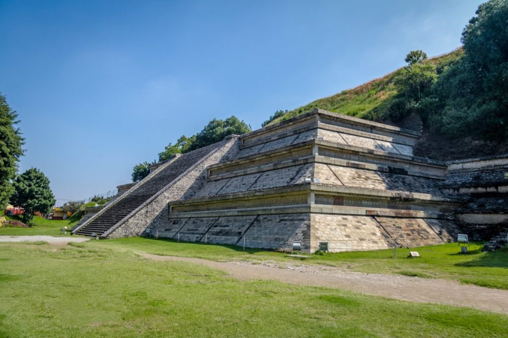 Cholula Pyramid