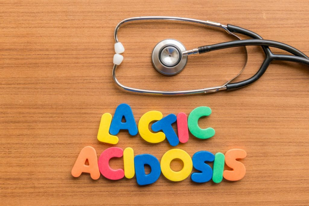 Symptoms of Lactic Acidosis