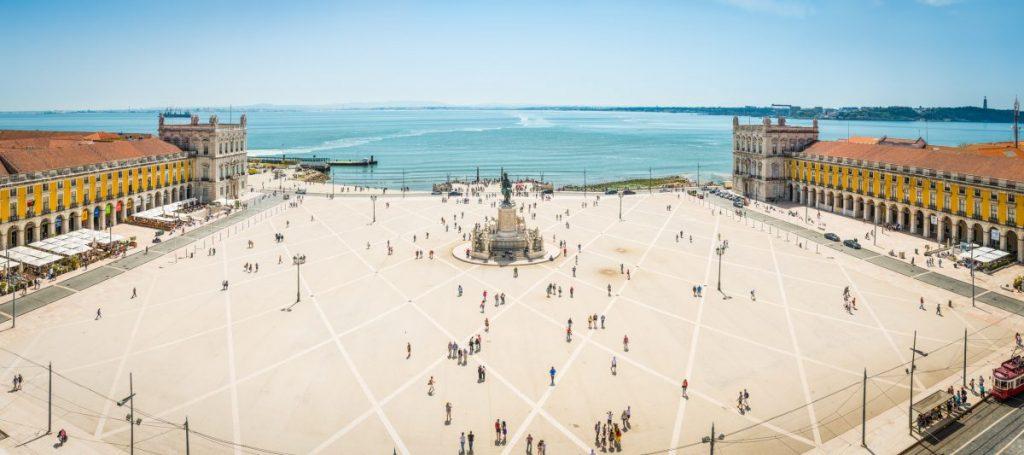 Praça da Comércio, Lisbon