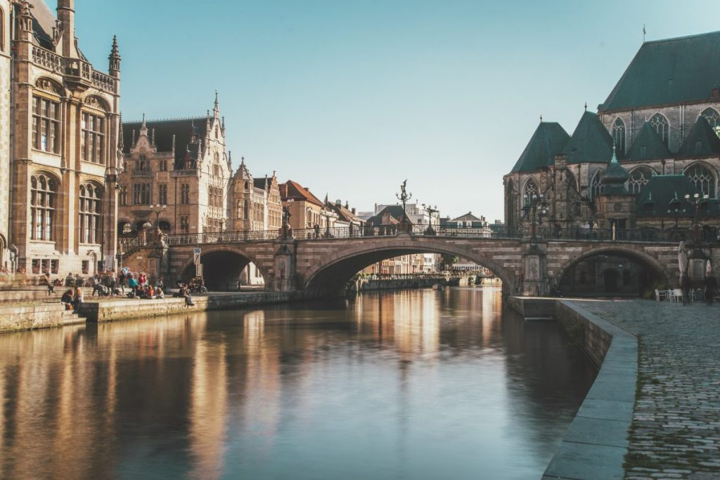 Ghent Old Town