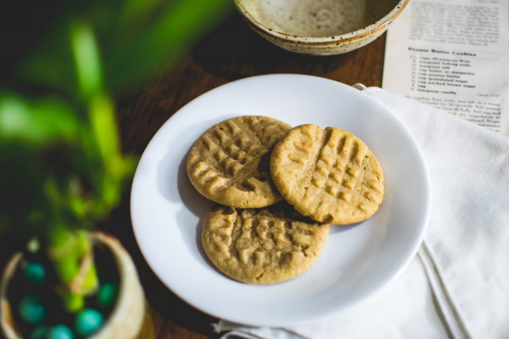 Peanut butter cookies who created