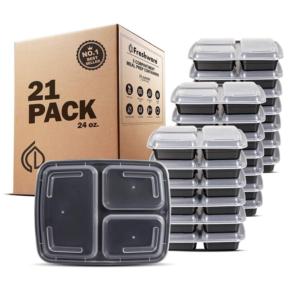 Meal Prep Containers on Amazon