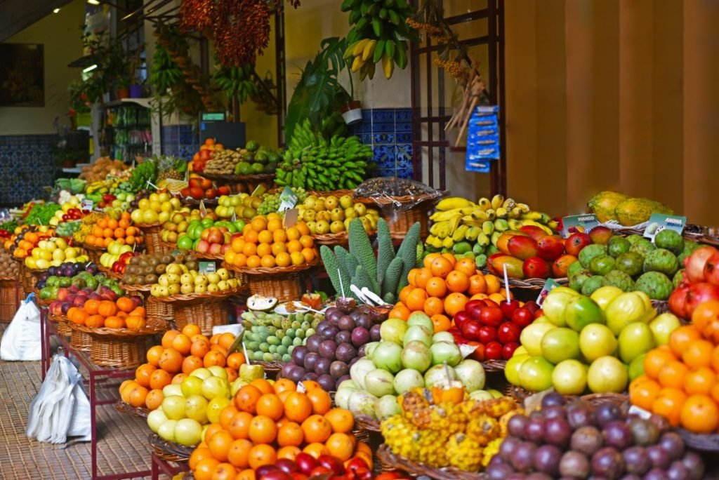 Market in Lisbon, Portugal