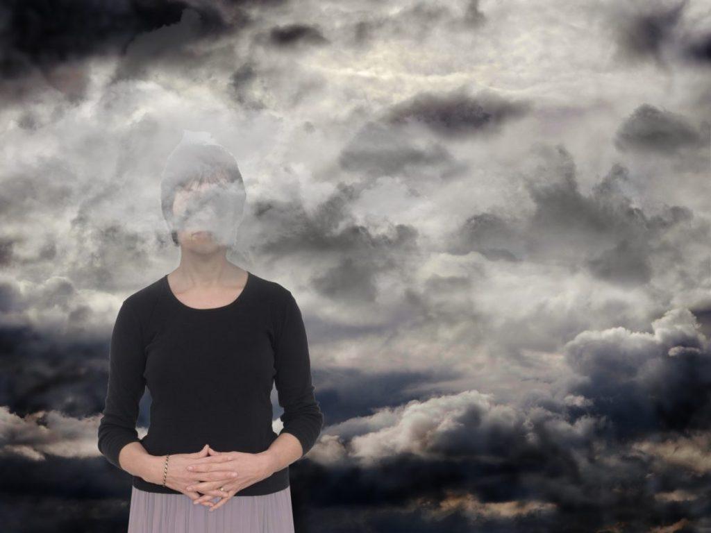 depression gloomy mental fog