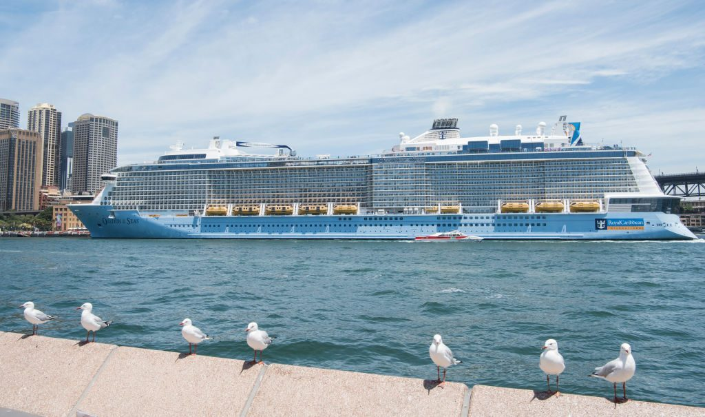 Stay on board for great bargains during port time