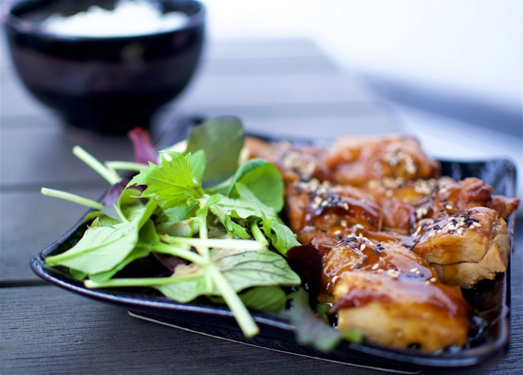 Chicken Recipes, Teriyaki Chicken