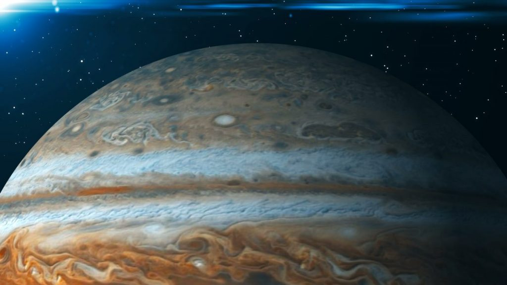 Jupiter's own jet streams