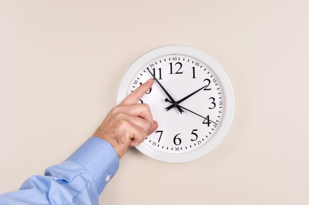 daylight saving time state