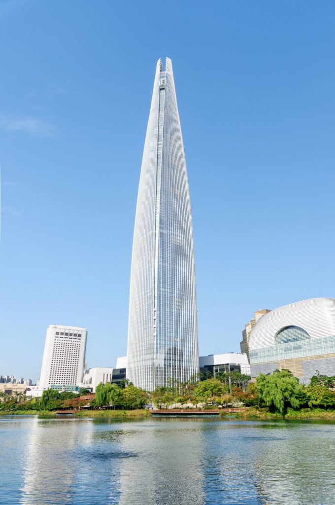 world tower tallest building