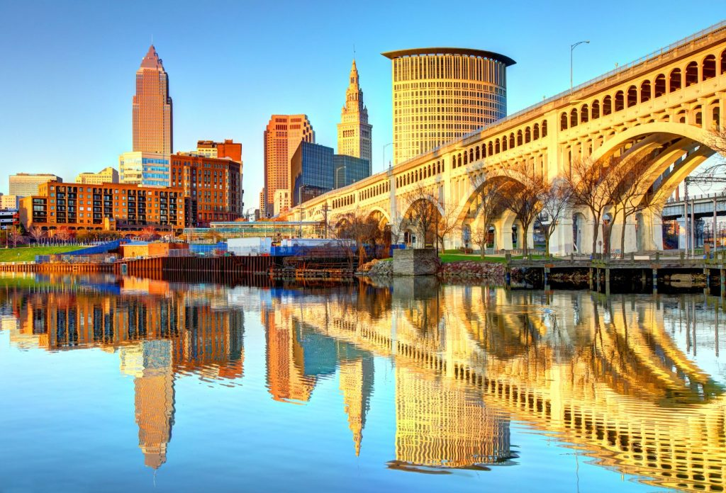 Cleveland is a city in the U.S. state of Ohio