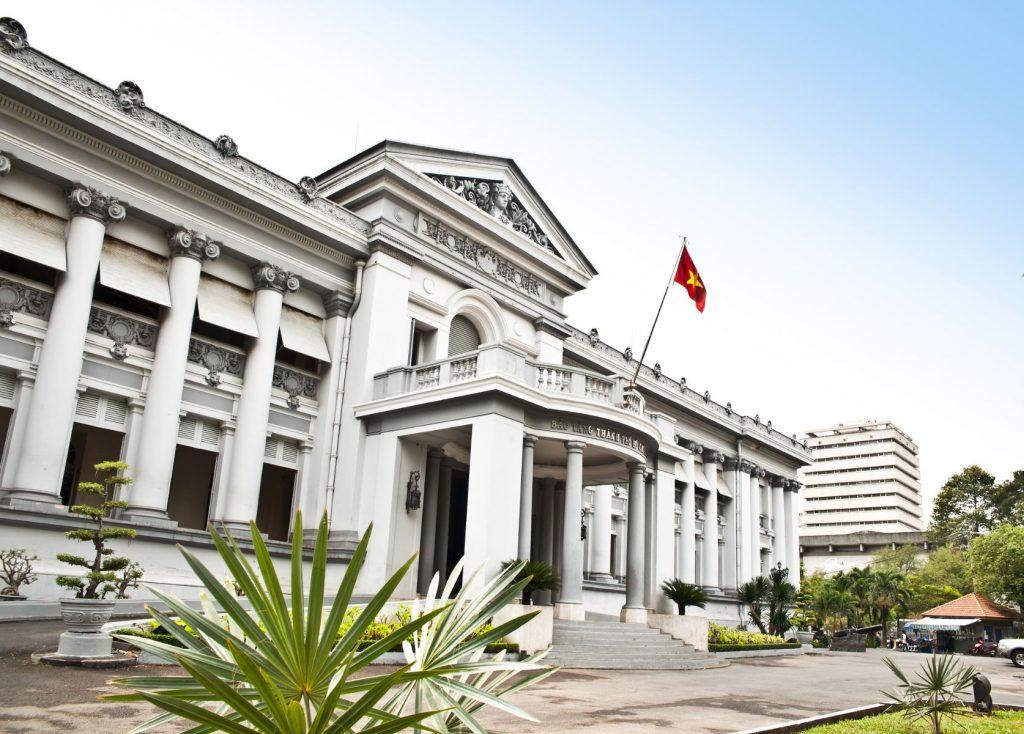 City Museum, Ho Chi Minh, Vietnam.