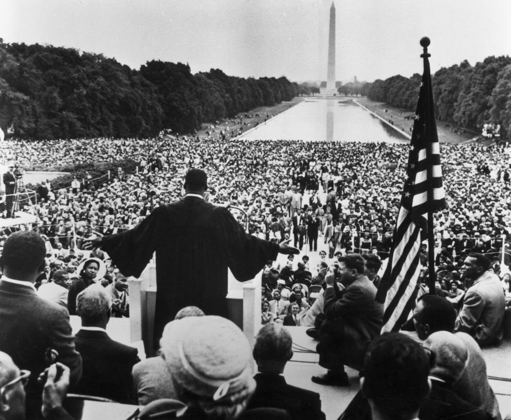 federal holiday Martin Luther King Jr. Day