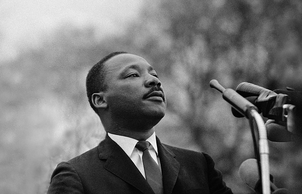 peace Martin Luther King Jr. Day