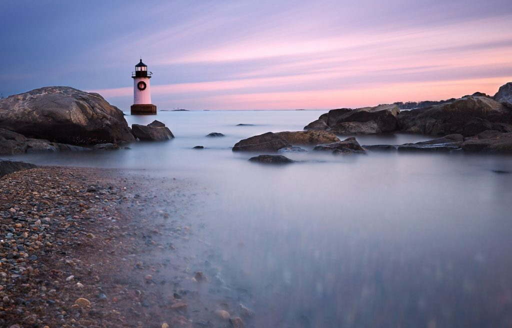 Fort Pickering Light, Salem Massachusetts