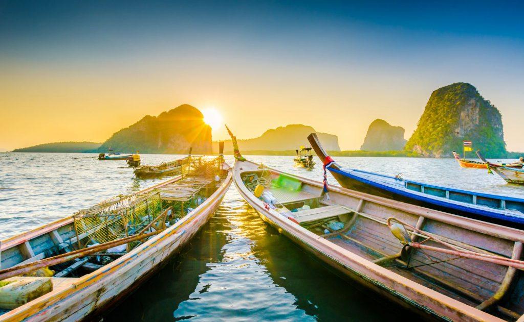 Resort Thailand explore local