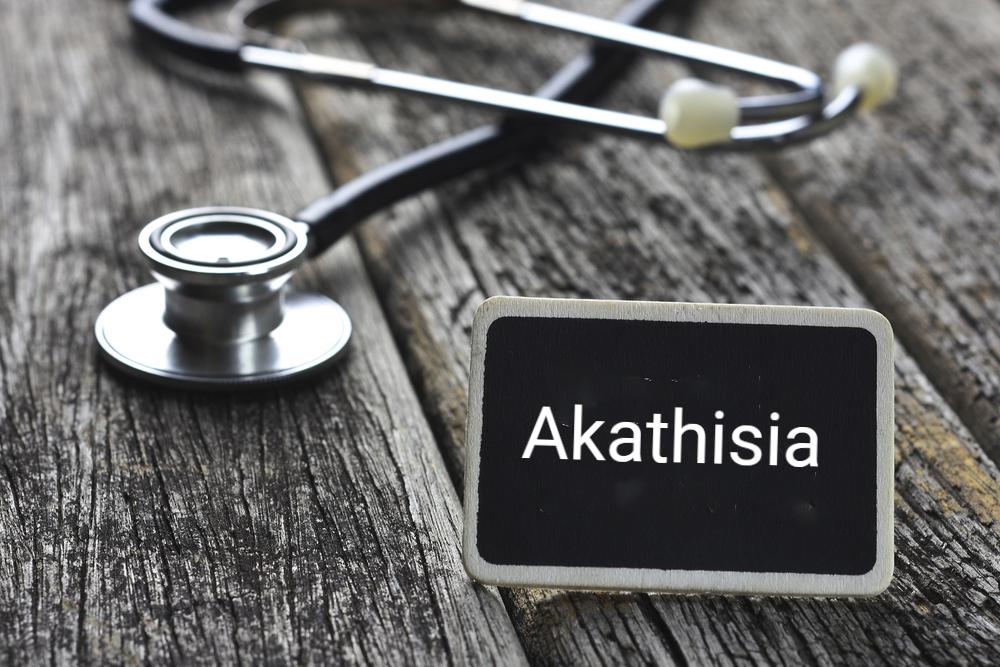 types of akathisia prognosis