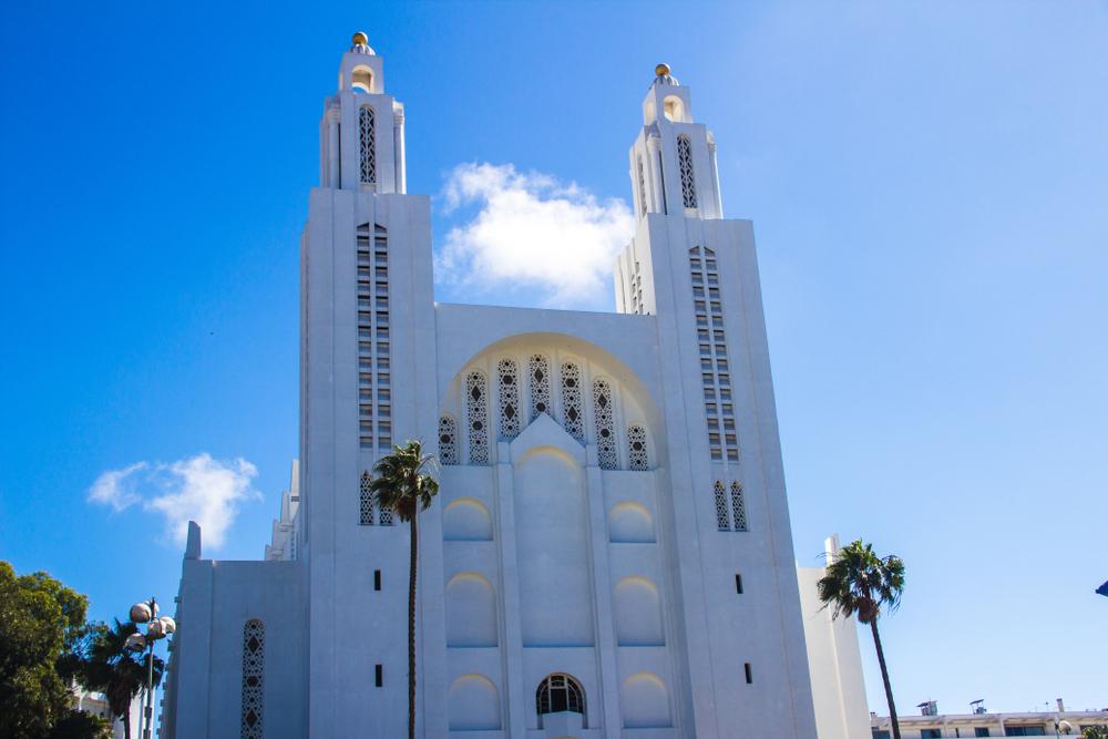 Sacré-Cœur Cathedral, Casablanca