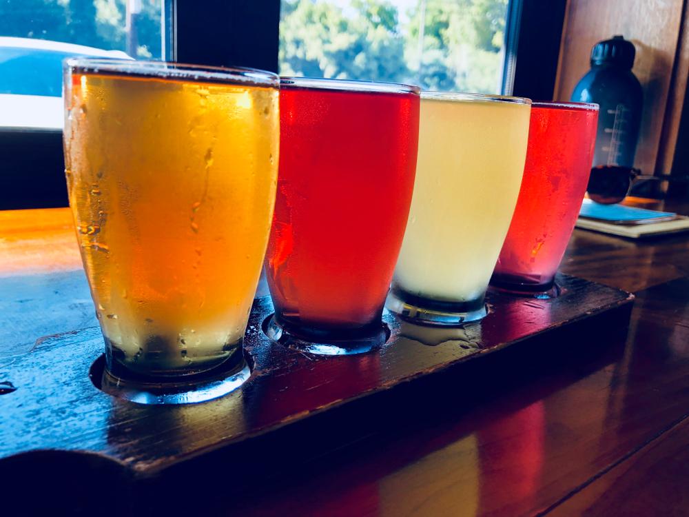 Beer in Asheville, North Carolina