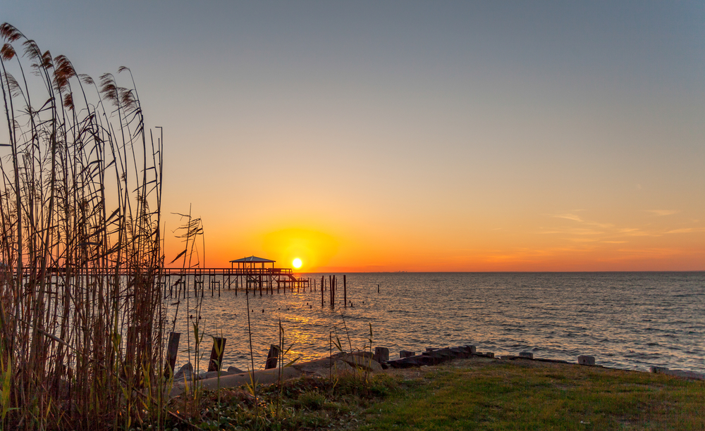 Stroll along the Gulf Coast walkway in Fairhope