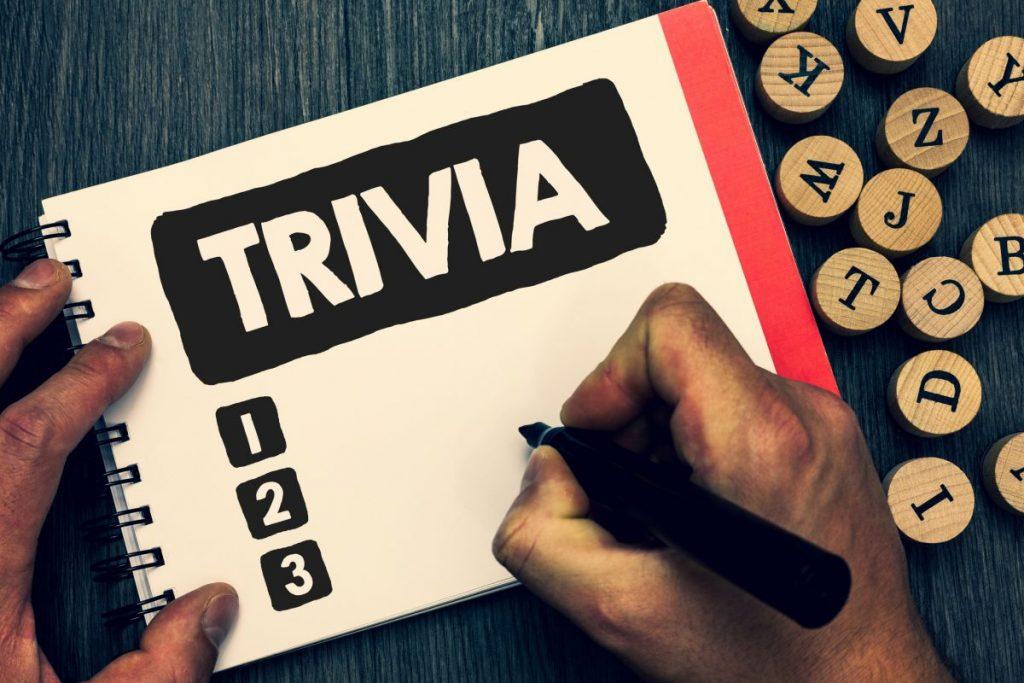 history Trivia Quiz questions world