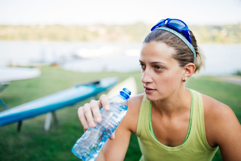 hydration prevents muscle cramps