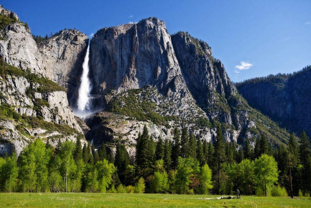 yosemite falls national park