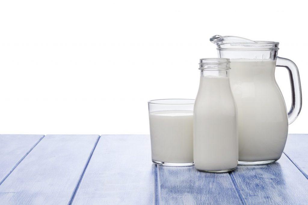 thawing milk room temperature