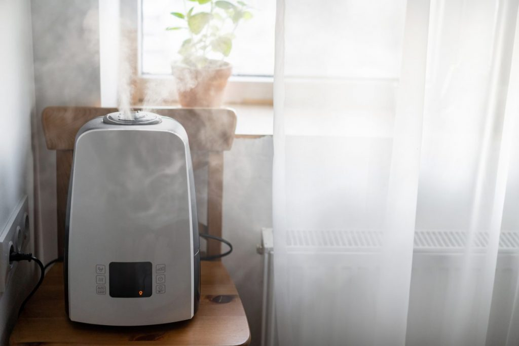 Humidifier Medication Symptoms
