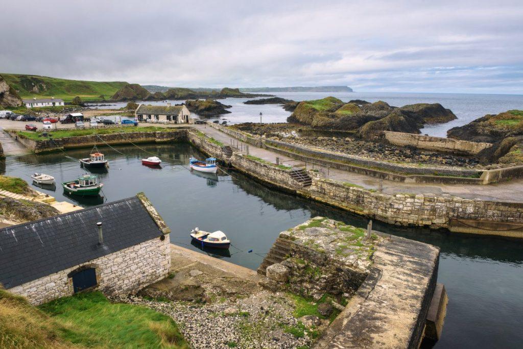 iron islands ballintoy film locations