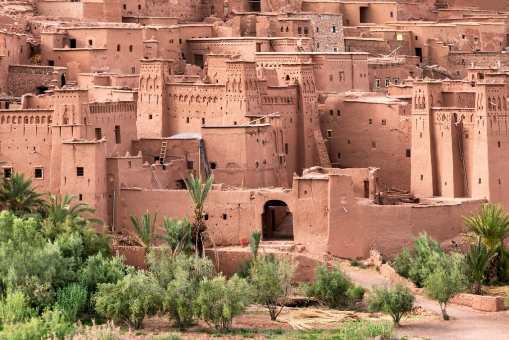 Daenerys Yunkai Game Thrones Morocco Haddou