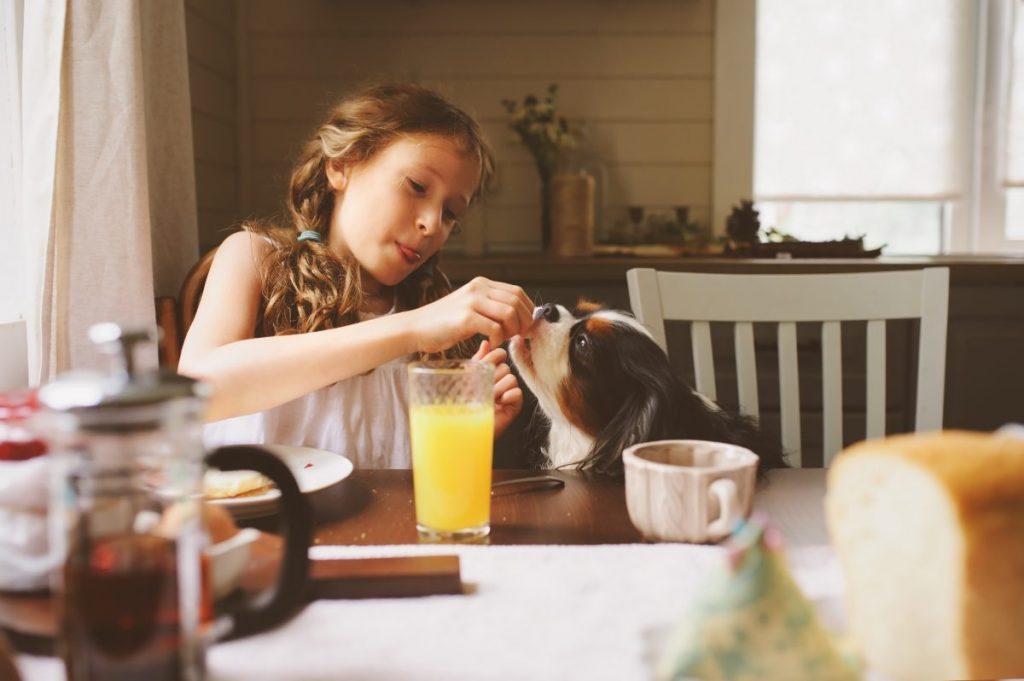 Breakfast with best friend