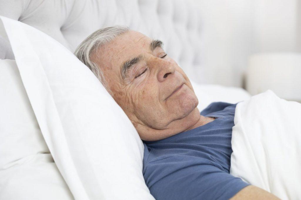 Sleeping Multiple Pillows