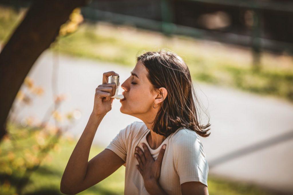 Asthma COPD Inhaler
