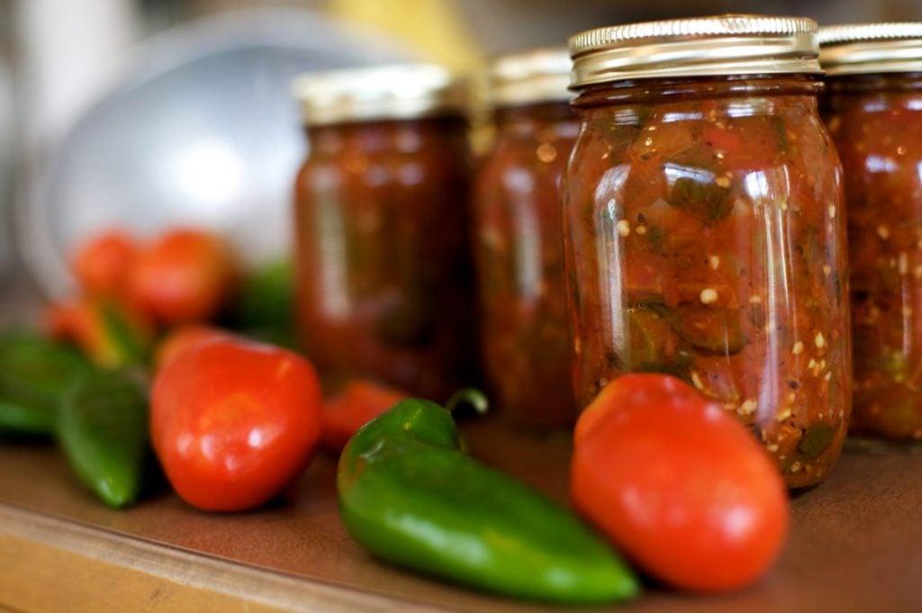 salsa fresh tomato