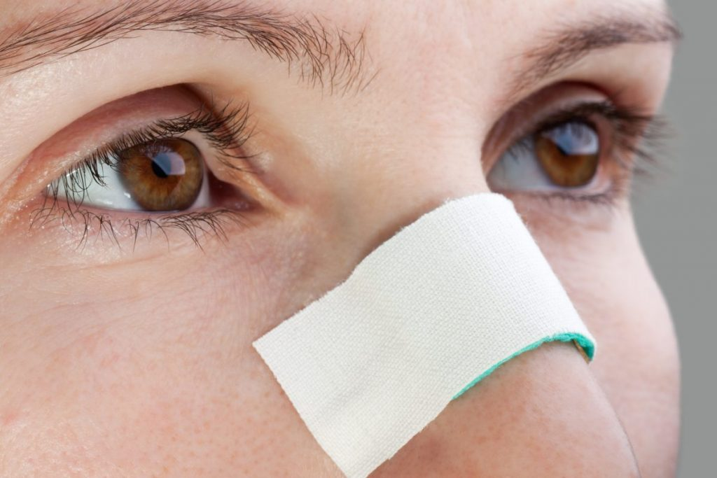 Bandage Post Surgery