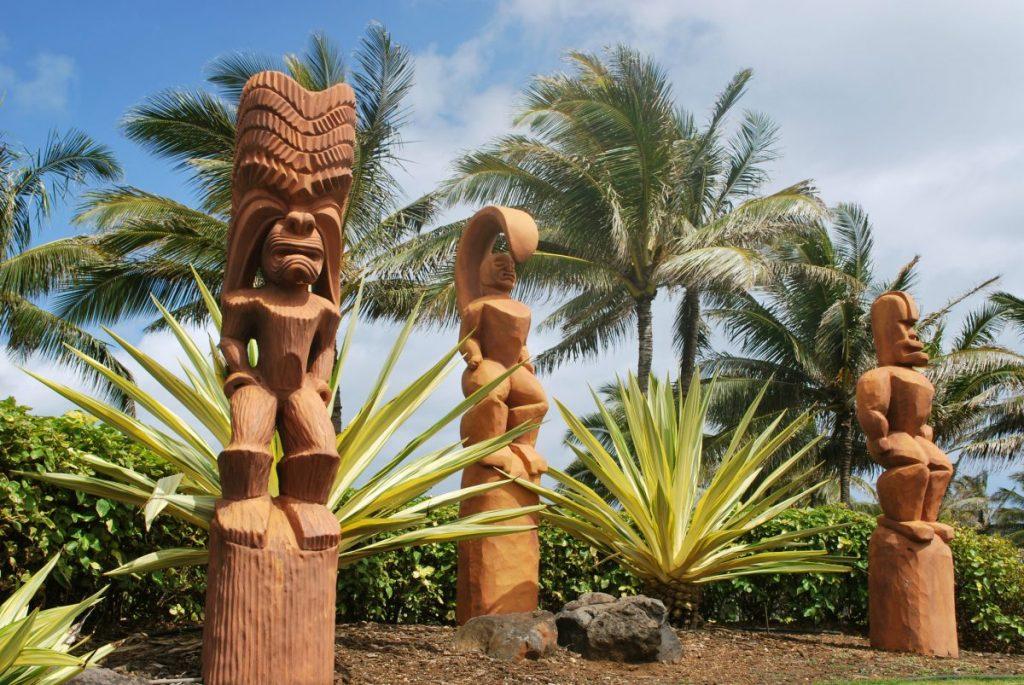 polynesian culture tiki