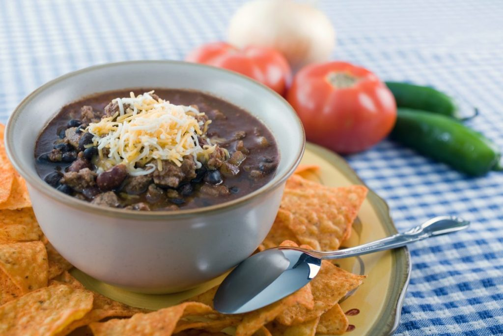 black beans mexican style