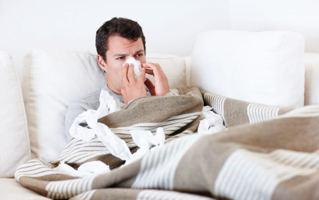 Cold Congestion Allergies