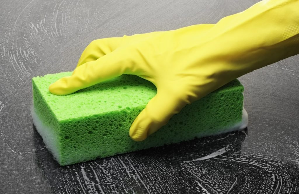 sponge for whitening appliances