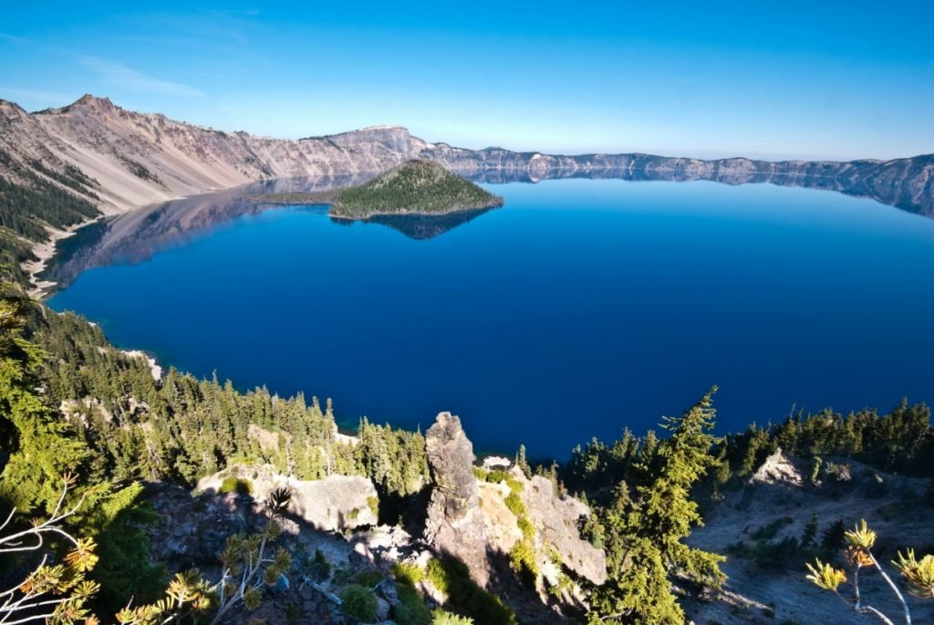 oregon Us state facts crater lake