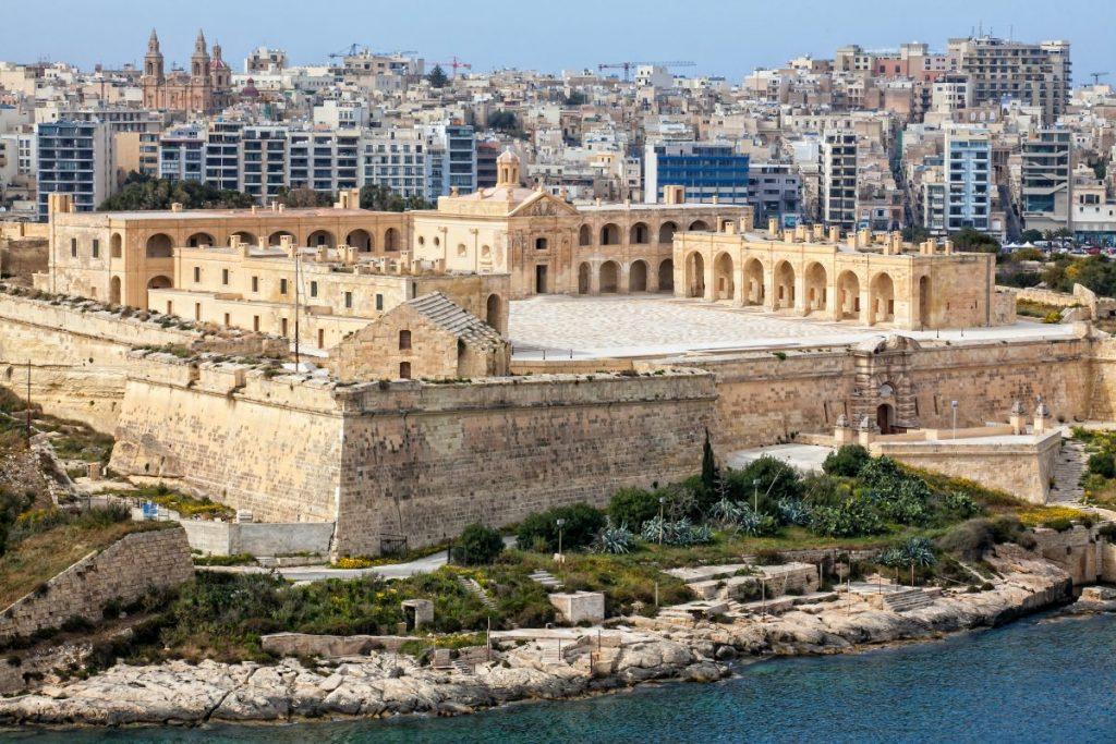 fort Manoel Malta Sept Baelor