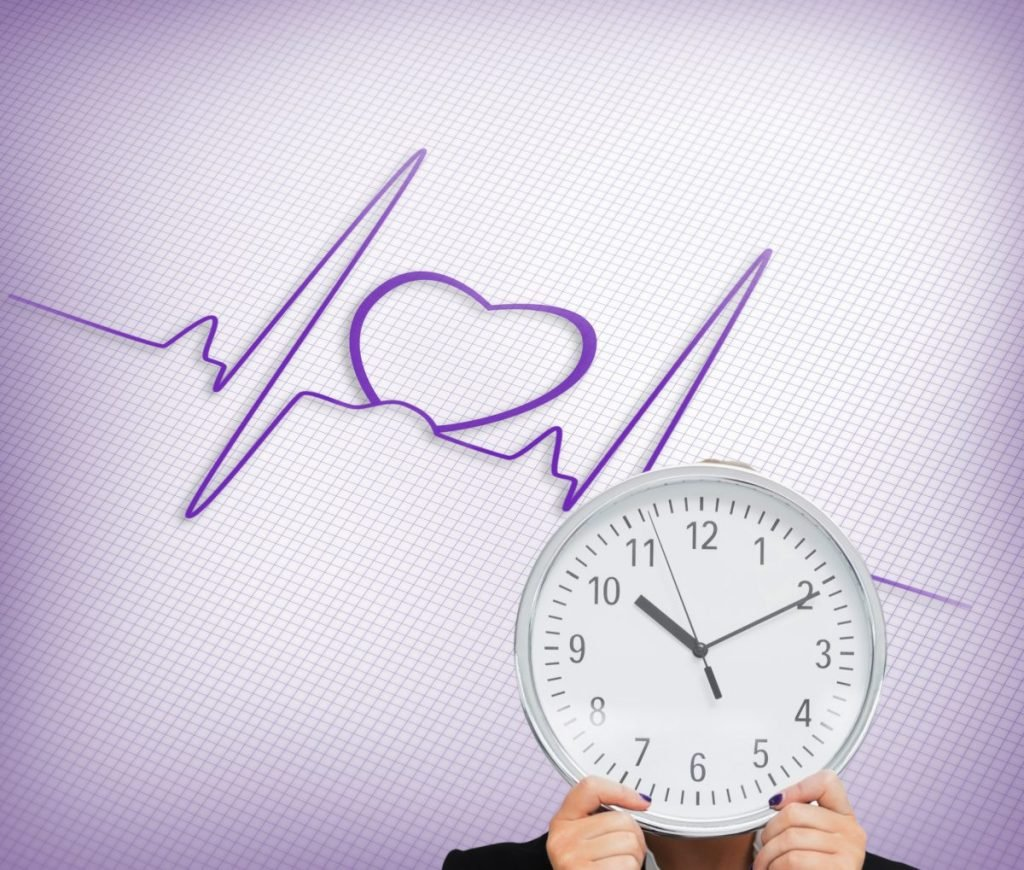 heartbeat clock respiratory sinus arrhythmia