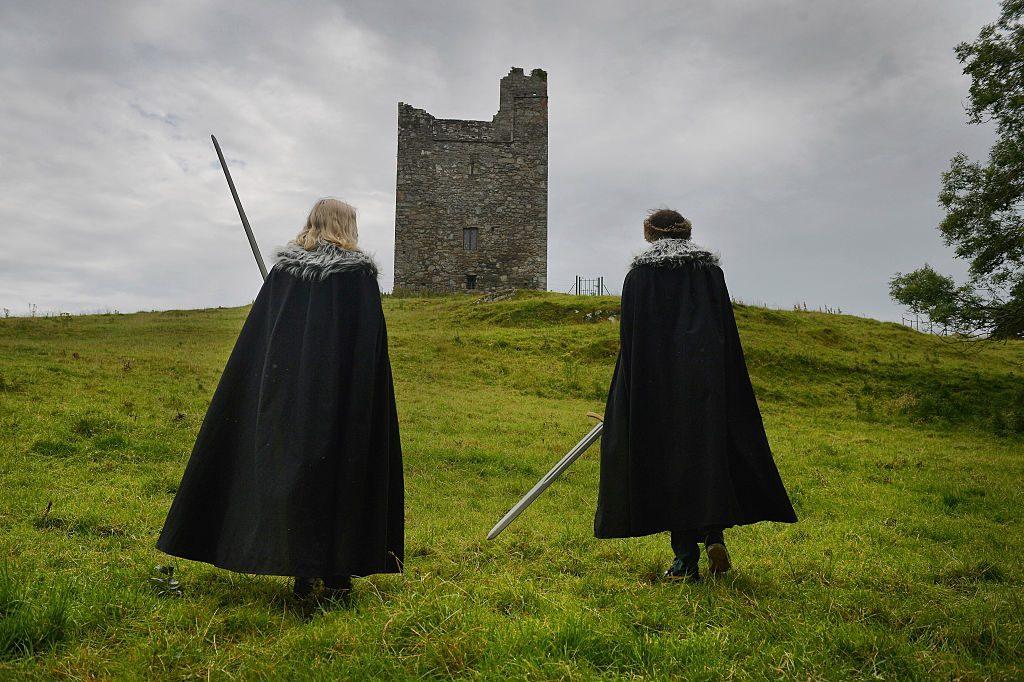 game of thrones stark castle Winterfell