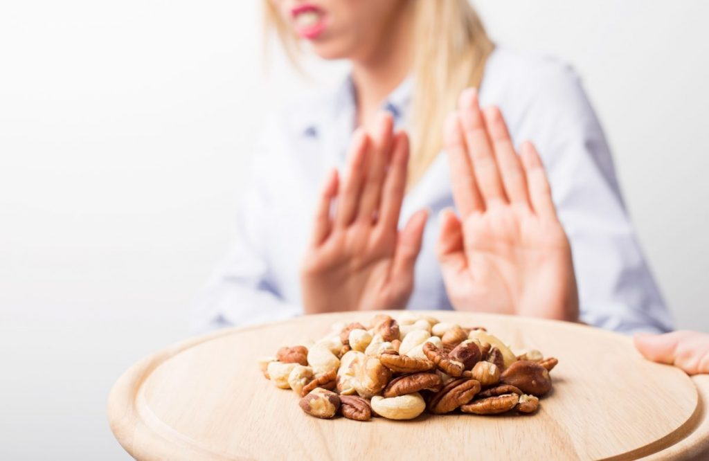 avoid allergen nuts