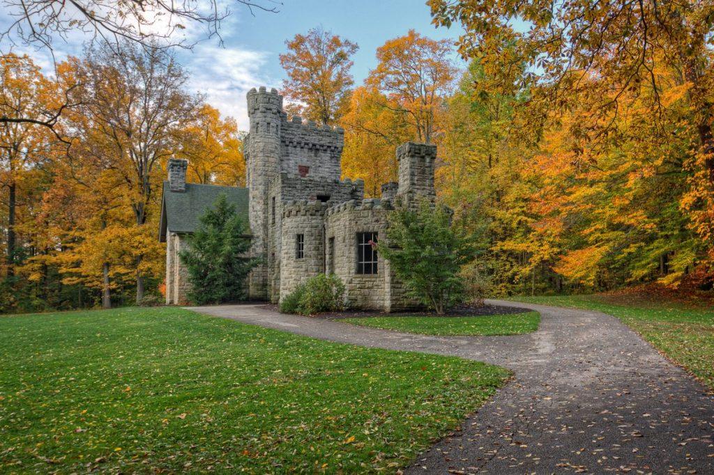 Squires castle Ohio