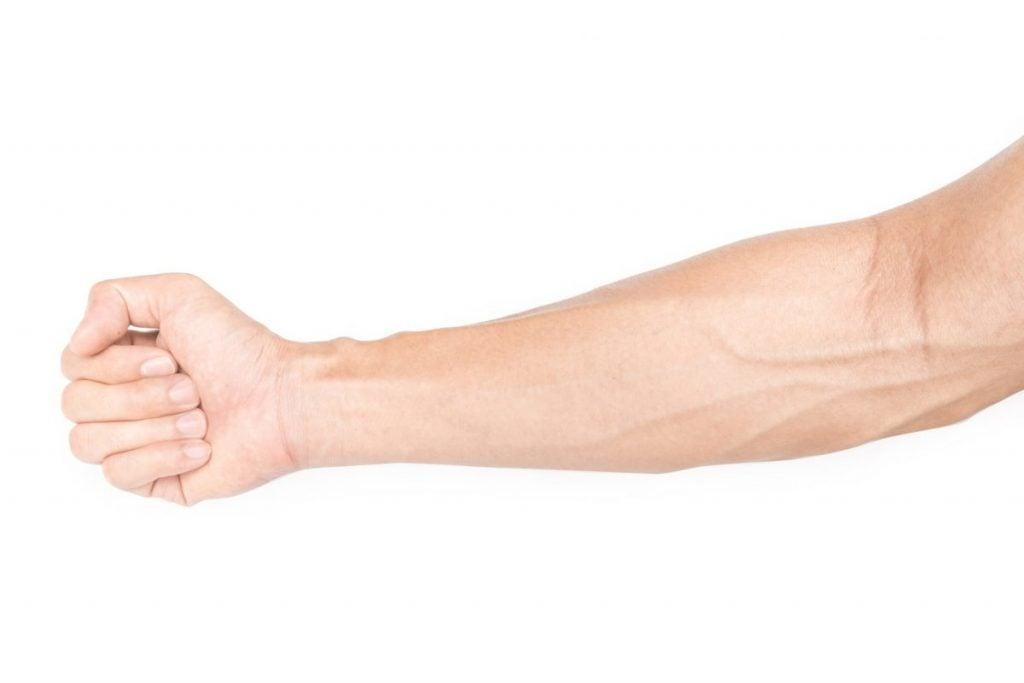 Arm Blood Supply