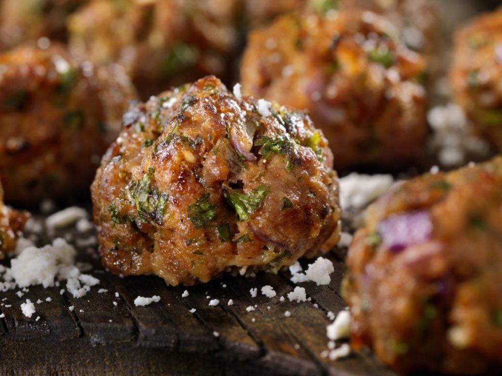 Keto Meatballs Protein