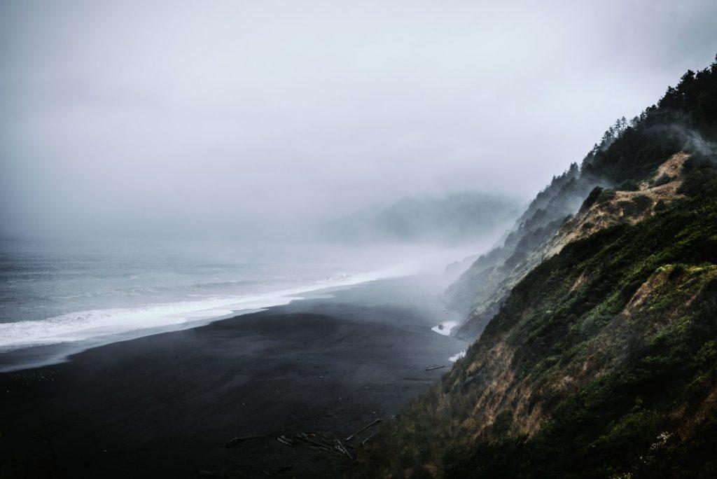 Shelter Cove. Lost Coast, California