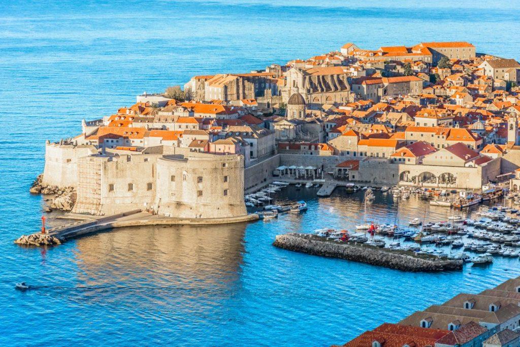 Dubrovnik kings landings scene locations