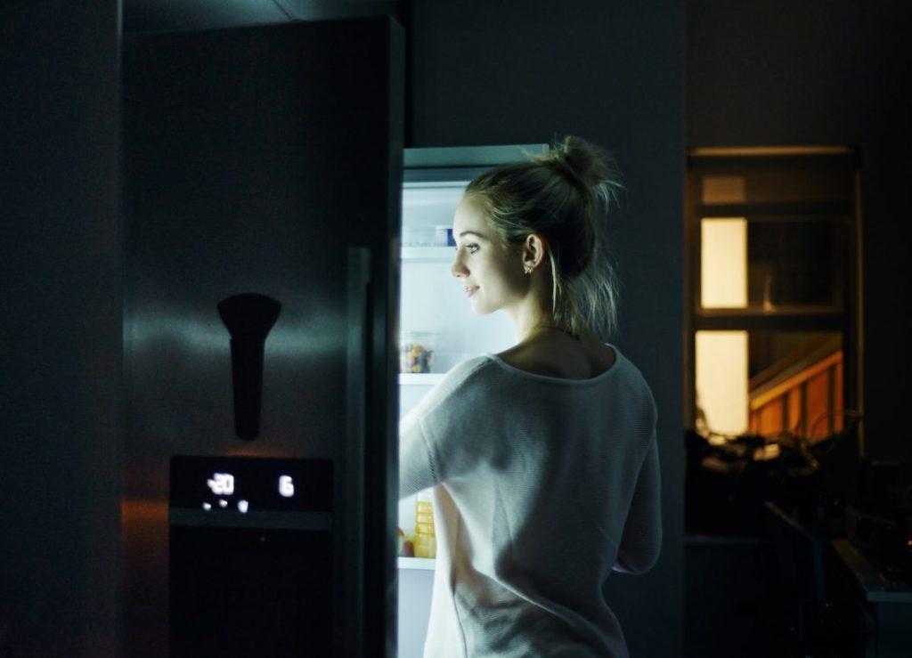 overnight thaw refrigerator